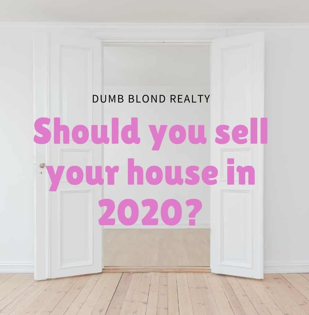 When should I sell my home?